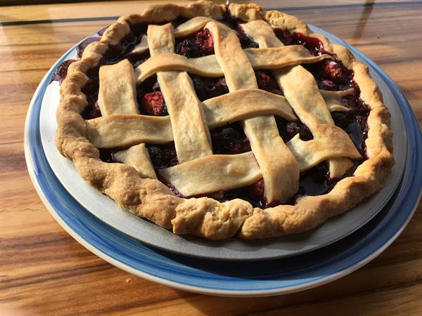 Homemade pies, whole or by the slice