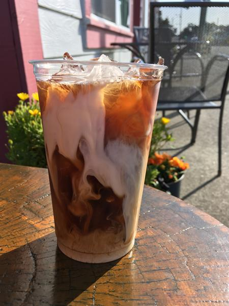 Iced Coffee, made just the way you like it!