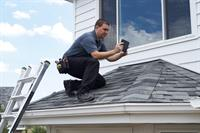 I inspect all roofs myself. If not possible due to weather or roofing material, I use a drone.