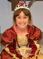 RCE Halloween Princess