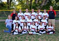EHS Softball Team