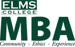 Elms College-MBA Department