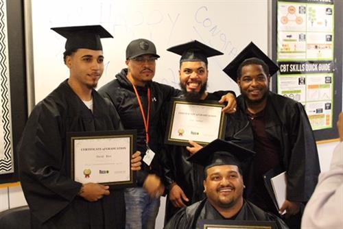 Proud of our graduates
