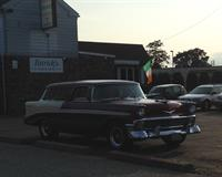 Our version of classic car night (grin)