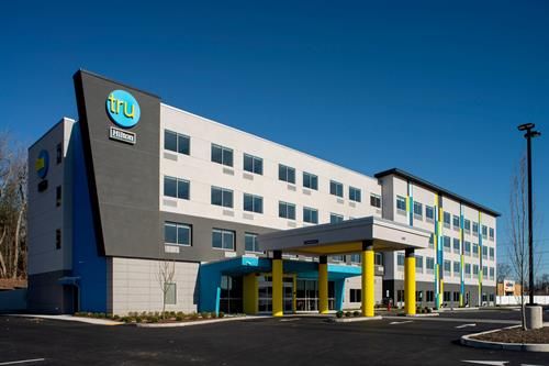 Welcome to our bright and vibrant hotel