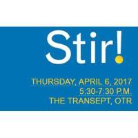 Stir! Multicultural Networking Reception