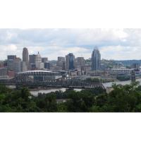 Greater Cincinnati European Investment Map