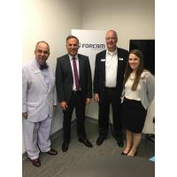 FORCAM  Hosts Office Inauguration Celebration