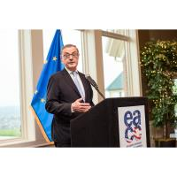 EACC Behind the Scenes: EU Ambassador to the U.S. Addresses Transatlantic Trade During Visit to Greater Cincinnati