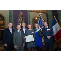 EACC Behind the Scenes:  French Honorary Consul Installation Ceremony and EACC Welcome Reception
