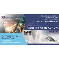 EACC & Partners Host TRANSFORM: INDUSTRY 4.0 IN ACTION