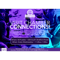 CANCELED: Chamber Connections Leads Group