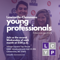 Lewisville-Clemmons Young Professionals Meeting