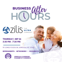 Business After Hours: Zilis Full Spectrum Hemp/CBD