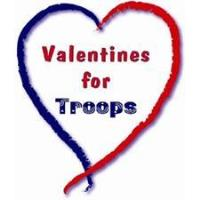 Valentines for Troops