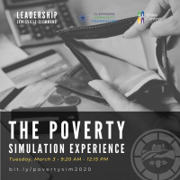 The Poverty Simulation Experience