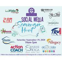 Lewisville-Clemmons Social Media Scavenger Hunt