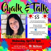 Lewisville-Clemmons Young Professionals Chalk & Talk