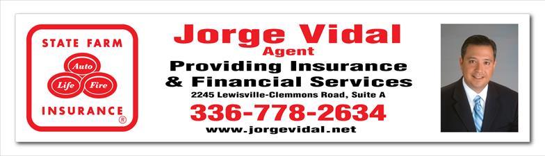 State Farm Insurance - Jorge Vidal