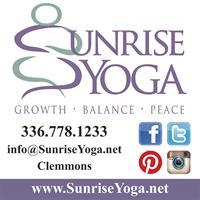 Sunrise Yoga Studio Inc