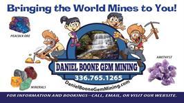 Daniel Boone Gem Mining