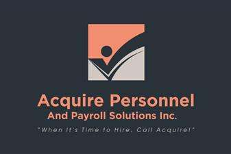 Acquire Personnel and Payroll Solutions Inc