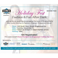 Holiday Fest - Fashion and Fun After Dark