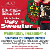 Ugly Sweater Holiday Mixer Networking Event