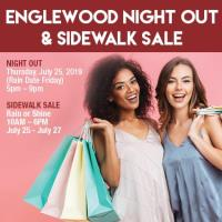 Englewood Sidewalk Sale Days!
