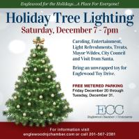 Englewood Christmas Tree Lighting