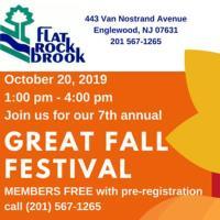 Great Fall Festival at Flat Rock
