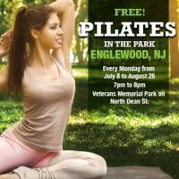 Free Pilates in the Park!