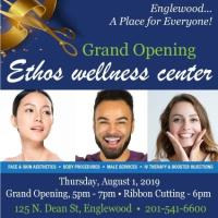 Ethos Wellness Center Grand Opening & Ribbon Cutting!