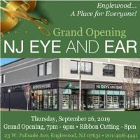 NJ Eye and Ear Grand Opening & Ribbon Cutting!