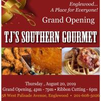 Grand Opening! - TJ's Southern Gourmet