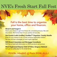 NVE Bank Fresh Start Fall Fest