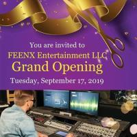 Grand Opening! - FEENX Entertainment