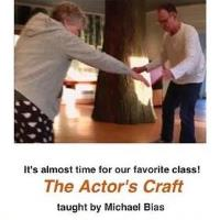 """""""The Actor's Craft"""" Acting Class for Active Adults 50+"""