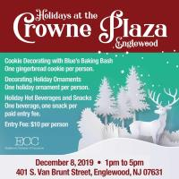 Cookie & Ornament Decorating at Crowne Plaza Englewood!