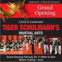 Grand Opening - Tiger Schulmann's Englewood!!!