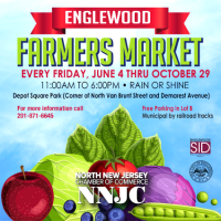 Englewood Farmers Market Every Friday Thu October