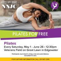 Free Pilates in the Park - Edgewater, NJ