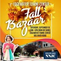 Fall Bazaar at Edgewater Towne Center