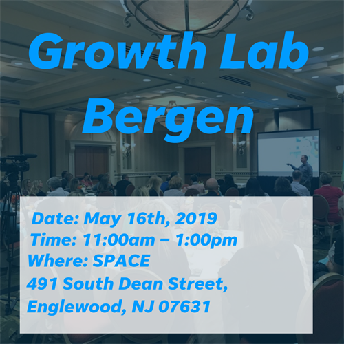 Growth Lab FREE Event for Bergen Business Owners 5-16-19 Register: https://ww2.localiq.com/event-growthlab-20190516-bergen.html