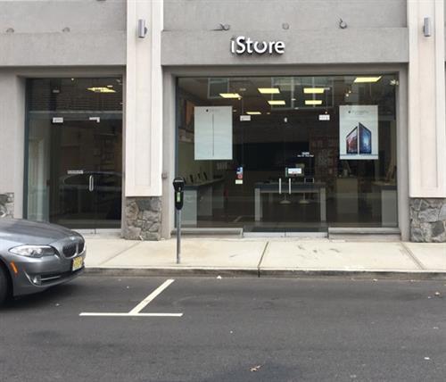 Store at South Van Brunt Street