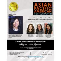 5-14-21 Asian Pacific American Heritage Month Luncheon