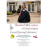 11-6-21 Sondra Falk Couture Ribbon Cutting & Grand Opening