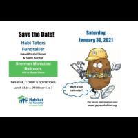 Habi-Taters Fundraiser
