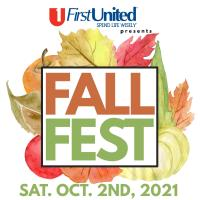 2021 Chamber 34th Fall Festival Presented by First United Bank