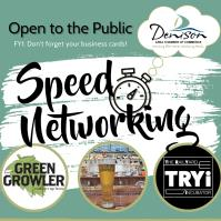 Speed Networking / Ribbon Cutting - Green Growler